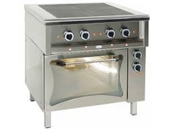 ELECTRIC SOLID TOP RANGE SUPPLIER DUBAI from CASTELLO KITCHEN EQUIPMENT L.L.C