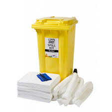Chemical Spill Kit from AL ZAYER BUILDING MATERIALS TRADING LLC