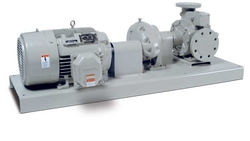 VANE PUMP WITH MOTOR from HASSAN AL MANAEI TRADING LLC.