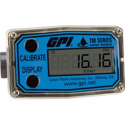 GPI ELECTRONIC WATER METER