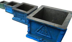 CUBE MOULD from NITHI STEEL INDUSTRIES LLC