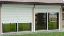 POLYCARBONATE SHUTTERS IN DUBAI from ARABIAN GULF DOOR EST