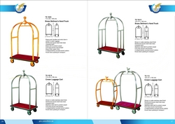 BELLMAN TROLLEY SUPPLIER IN DUBAI UAE from GOLDEN DOLPHINS SUPPLIES