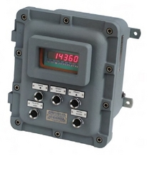WEIGHT INDICATOR INTO EXPLOSION PROOF BOX W200  from AL WAZEN SCALES & DRY MEASURES TRADING (L.L.C)