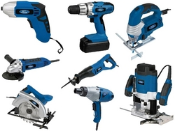 POWER TOOL SUPPLIERS from RAJAB MIDDLE EAST FZE