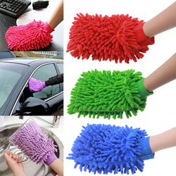 Car Washing Micro fiber Glove from REDTRONIC LLC