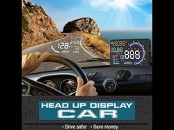 Head Up Display - HUD from REDTRONIC LLC