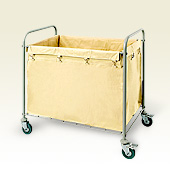LAUNDRY TROLLEY FOR HOTELS FOR CAMPS 044534894 from ABILITY TRADING LLC