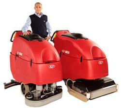 Floor Scrubbers from CONSTROMECH FZCO