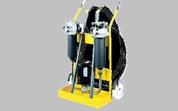 Hydraulic Flushing of Tubes and Pipes in UAE from MULTIFLOW HYDRAULIC EQUIPMENT MAINTENANCE