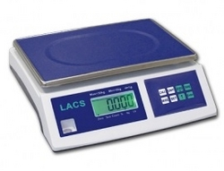 LACS-N-COUNTING SCALES IN DUBAI from AL WAZEN SCALES & DRY MEASURES TRADING (L.L.C)