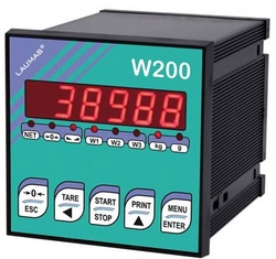 WEIGHT INDICATOR INTO EXPLOSION PROOF BOX from AL WAZEN SCALES & DRY MEASURES TRADING (L.L.C)