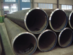STAINLESS STEEL PIPE A312/A358 304/304L from GAUTAM STEEL PRIVATE LIMITED