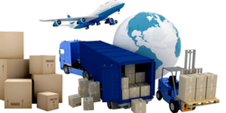 Accept consolidated shipments to/from Dubai from ASA CARGO SERVICES LLC
