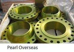 Alloy Steel Flange from PEARL OVERSEAS