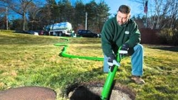 Sewage Tank Cleaning from FREELINE CLEANING SERVICES