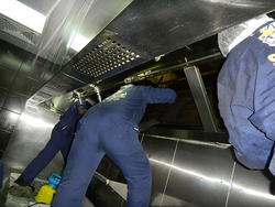 Kitchen Duct/ Exhaust Cleaning from FREELINE CLEANING SERVICES