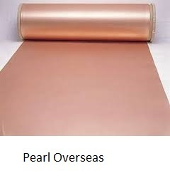 Copper Foil from PEARL OVERSEAS