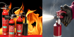 Fire Extinguisher In Dubai from AL WASEL FIRE FIGHTING LLC