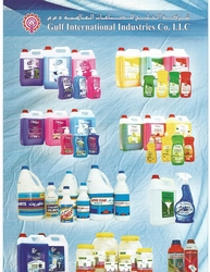 CLEANING PRODUCTS from DUBAI TRADING & CONFECTIONERY COMPANY