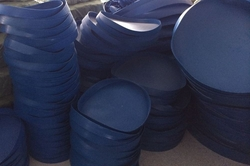 914.4 mm Pipe End Caps ( Economic Type ) from AL BARSHAA PLASTIC PRODUCT COMPANY LLC