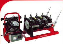 Manual butt Fusion Welding Machine WASSERTEK  from EXCEL TRADING COMPANY - L L C