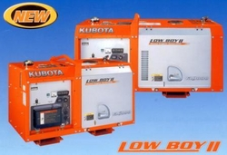 KUBOTA GENERATORS  IN UAE from MULTI MECH HEAVY EQUIPMENT LLC