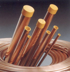 Copper Alloy Capillary Pipes & Tubes from NUMAX STEELS