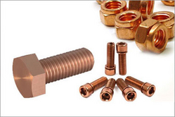 Copper Nickel 70/30 Nuts / Bolts / Washer