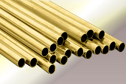 Brass 63/37 Pipes & Tubes from NUMAX STEELS