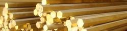 Free Cutting Brass Round/Hex Bars