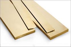 Brass Flat Bars