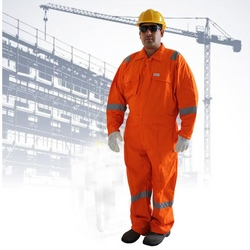 FIRE RETARDANT COVERALL FR SAFETY WEAR 042222641 from ABILITY TRADING LLC
