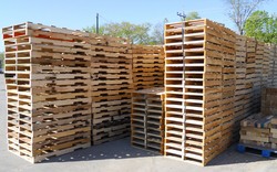 WOODEN PALLETS  from SRK GENERAL TRADING LLC