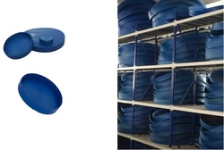 Affordable / cheap / low cost popular pipe end cap from AL BARSHAA PLASTIC PRODUCT COMPANY LLC
