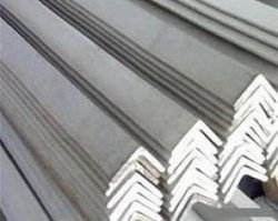 Stainless Steel Equal Angle Bar from GANPAT METAL INDUSTRIES
