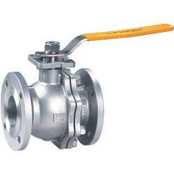 Stainless Steel Ball Valve from GANPAT METAL INDUSTRIES