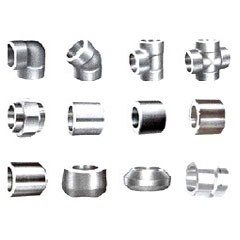 Alloy Steel Forged Pipe Fittings from SIMON STEEL INDIA