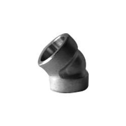 45 Deg Elbow Forged Pipe Fittings