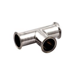Stainless Steel 316 Tee Dairy Fittings