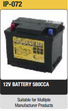 12V Battery Suppliers in UAE from IPS MIDDLE EAST MACHINERY AND EQUIPMENT LLC