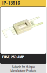 FUSE Suppliers in UAE from IPS MIDDLE EAST MACHINERY AND EQUIPMENT LLC