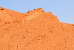 Red Sand in  Dubai from DUCON BUILDING MATERIALS LLC