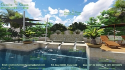 GARDEN & SWIMMING POOL MAINTENANCE from CREATIVE CHARM LANDSCAPING & POOLS