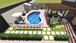 LANDSCAPE CONSTRUCTION WORKS IN UAE from CREATIVE CHARM LANDSCAPING & POOLS