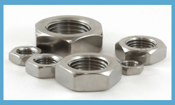 Nuts from SOUTH ASIA METAL & ALLOYS