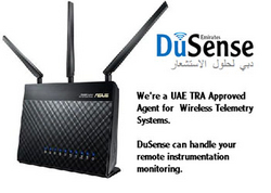 WIRE LESS TELEMETRY SYSTEMS SUPPLIERS UAE from DUSENSE LLC