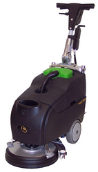 ELECTRIC SCRUBBING MACHINE