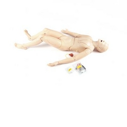 Crash Kelly manikin from ARASCA MEDICAL EQUIPMENT TRADING LLC