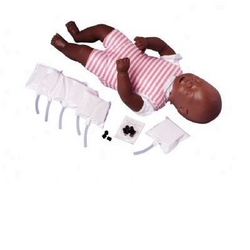 Baby Anne™ dark skin  from ARASCA MEDICAL EQUIPMENT TRADING LLC